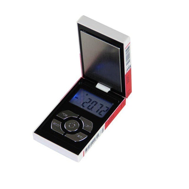 Mini Pocket Electronic Digital Jewelry Scale for Gold - shopaholicsonlyco
