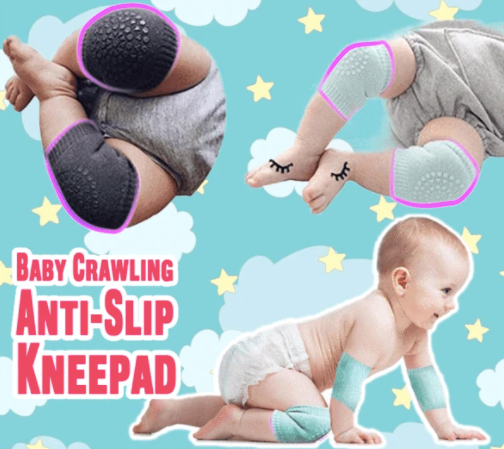 Crawlies™ - Baby Crawl Knee Pads - shopaholicsonlyco