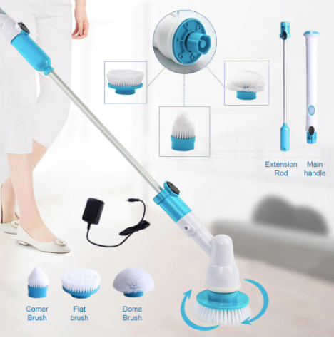 Electric Spin Scrubber - shopaholicsonlyco