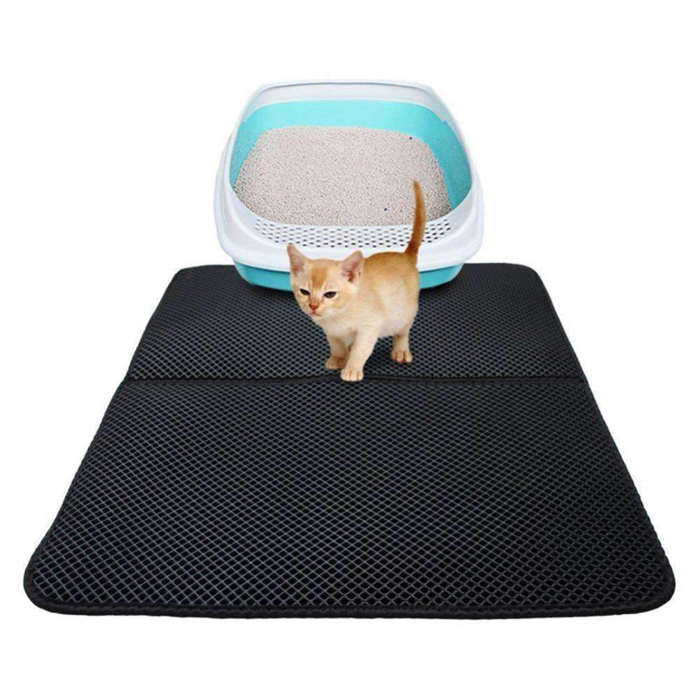 Waterproof Pet Cat Litter Mat - shopaholicsonlyco