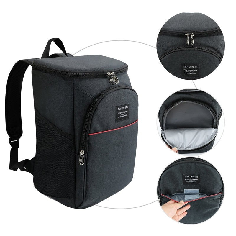 Insulated Cooler backpack - shopaholicsonlyco