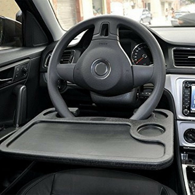 Universal Steering Wheel Tray - shopaholicsonlyco