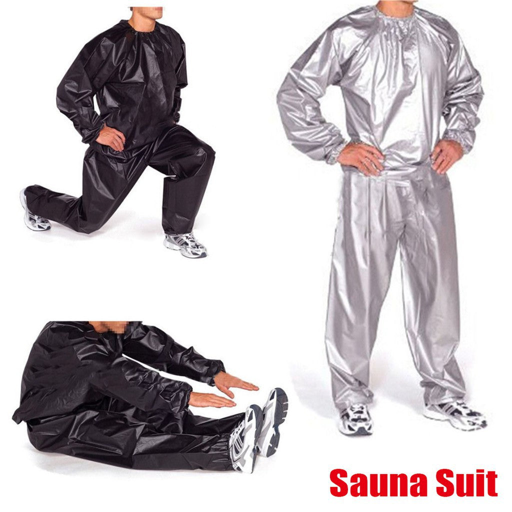 Anti-Rip Sauna Suit