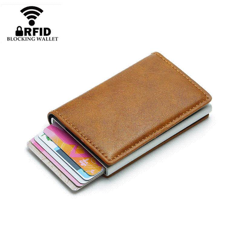 Anti-Theft Wallet - shopaholicsonlyco