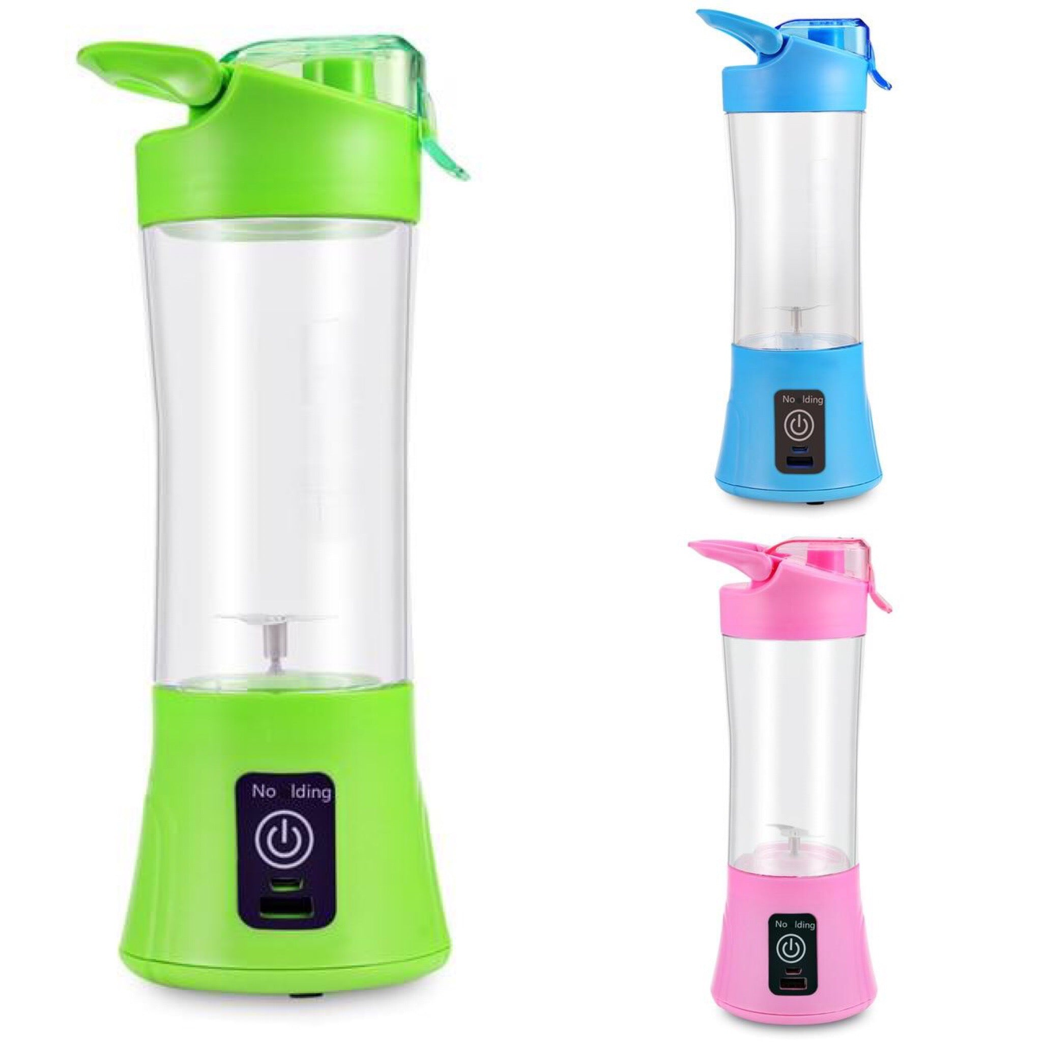 USB Portable Blender - Bundle of 3