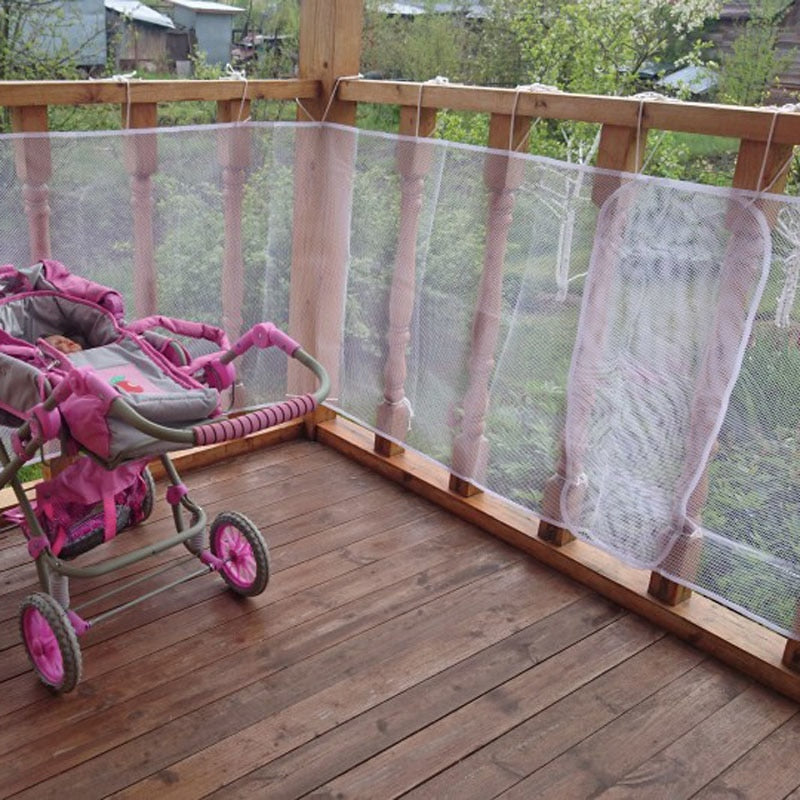 Net Baby Safety Fence - ShopDeals365.com