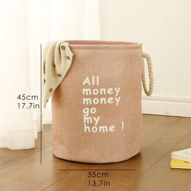 Stylish Laundry Basket - shopaholicsonlyco