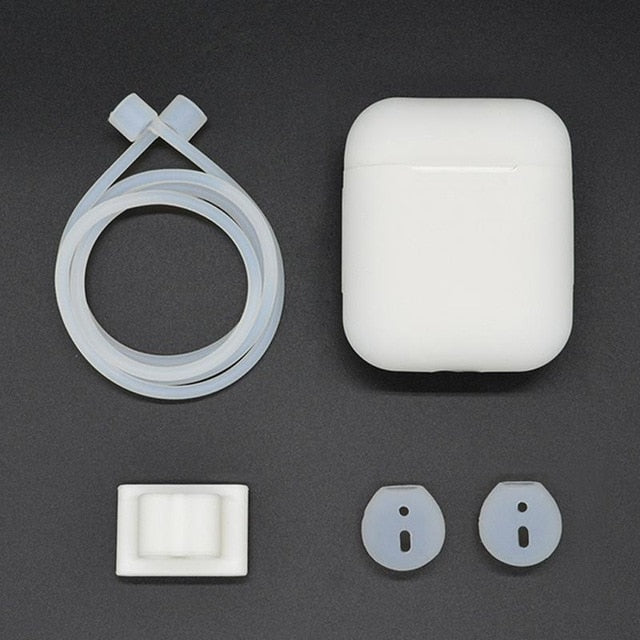 Silicone AirPods Holder - shopaholicsonlyco