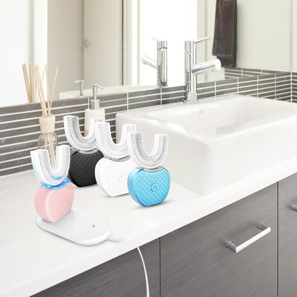 Electric Automatic Toothbrush - ShopDeals365.com