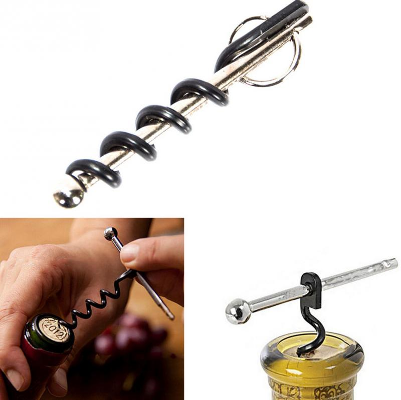 Mini Wine Corkscrew - shopaholicsonlyco