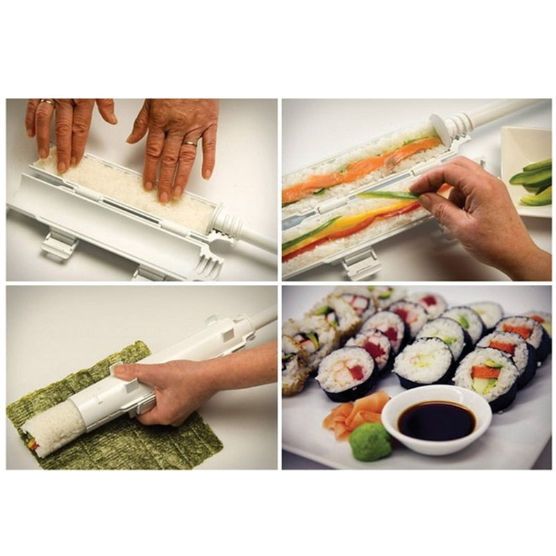 Sushi Roll Maker 3 pack - shopaholicsonlyco
