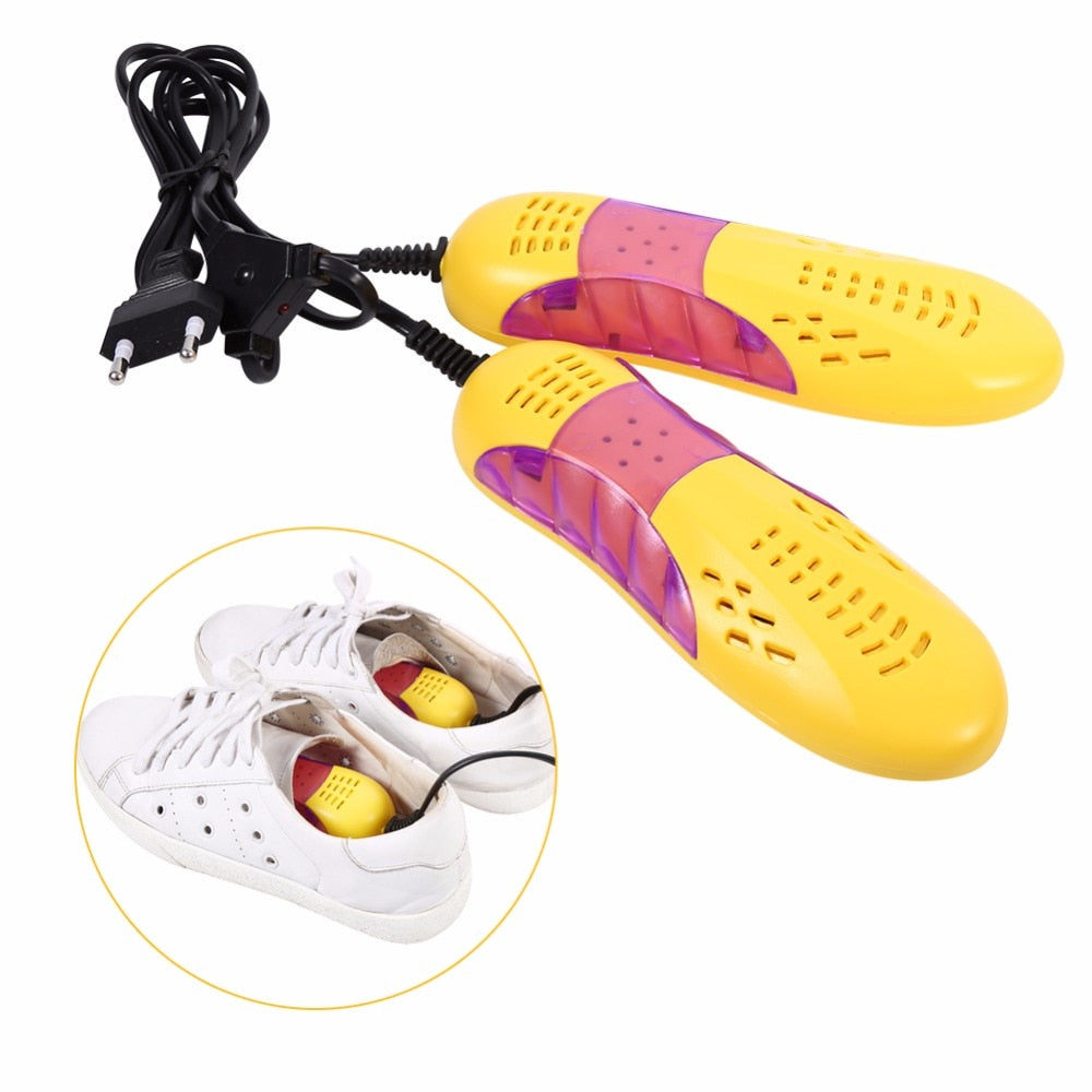 Voilet Light Shoe Dryer Deodorizer - shopaholicsonlyco