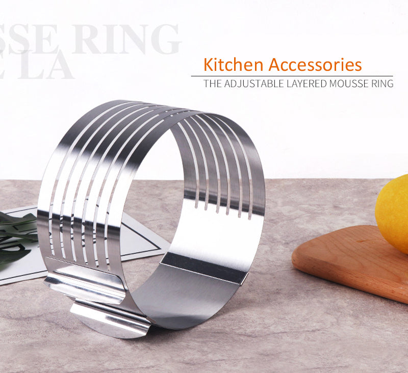 Retractable Cake Slicer Mold - shopaholicsonlyco