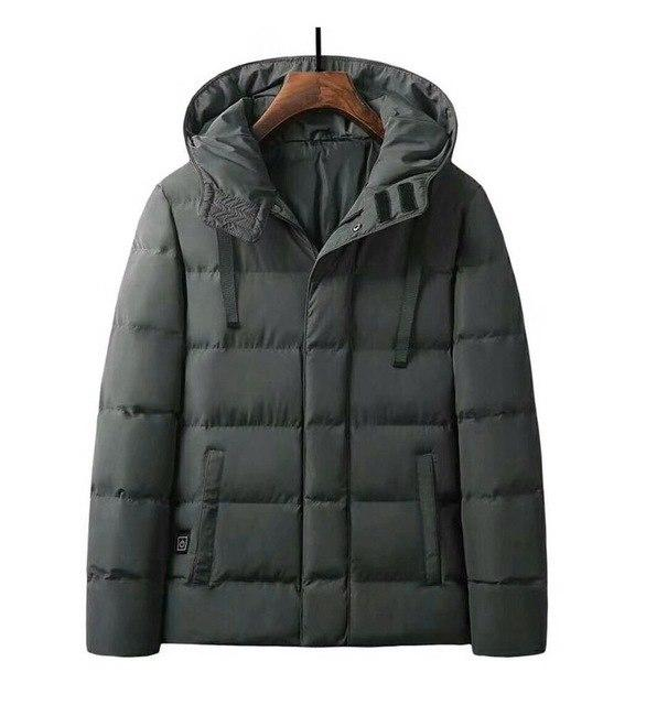Heated Hooded Jacket