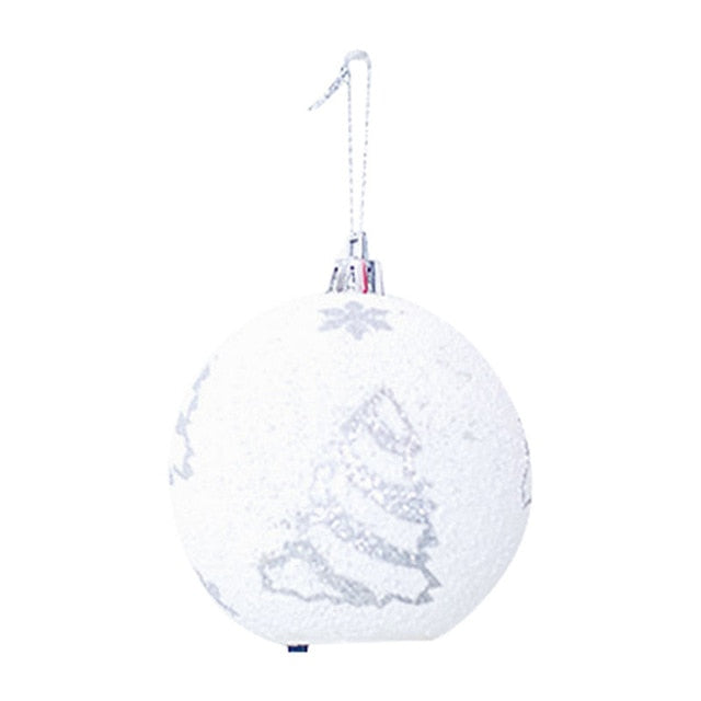 LED Ball Light Xmas Tree Decor - shopaholicsonlyco