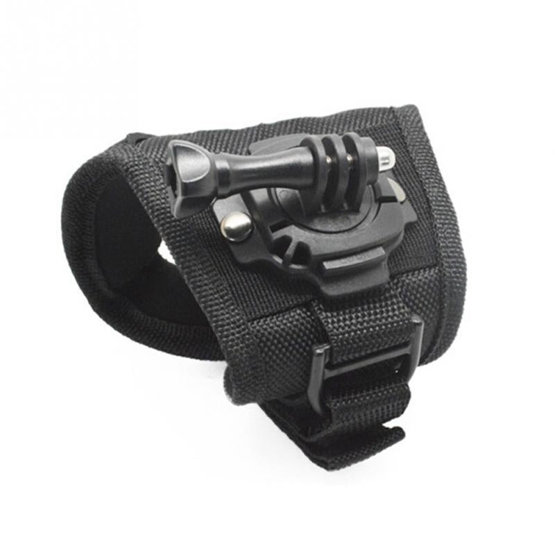 Swivel Rotation Hand Strap Tripod