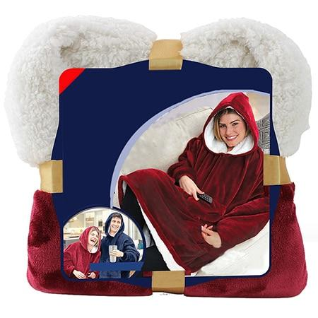 Hoodie Blanket - Bundle of 2 - shopaholicsonlyco