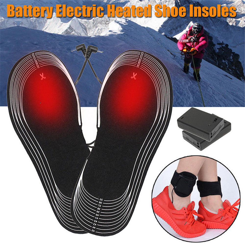 Winter Heated Shoes Insoles