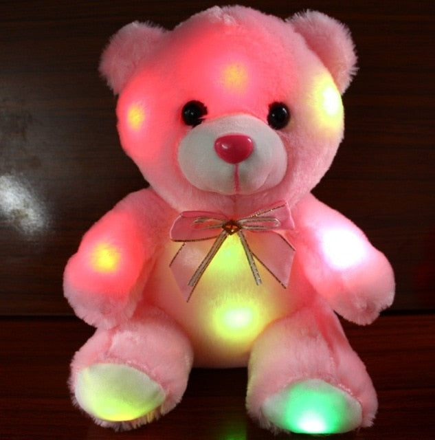 LED Glowing Teddy Bear - shopaholicsonlyco