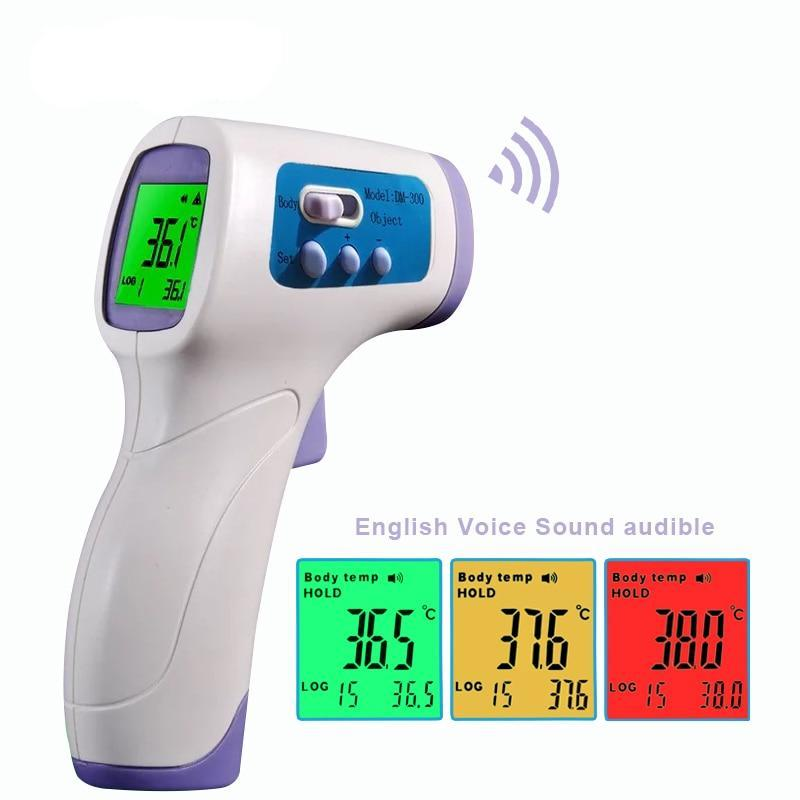 Muti-fuction Digital Infrared Thermometer - shopaholicsonlyco