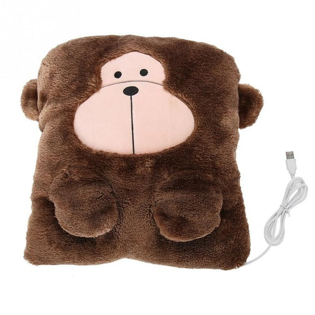 Cute Electric Foot Warmer - shopaholicsonlyco