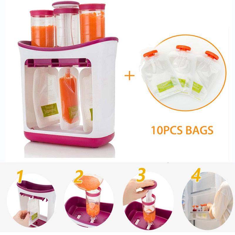 Baby Food Juice Maker - shopaholicsonlyco