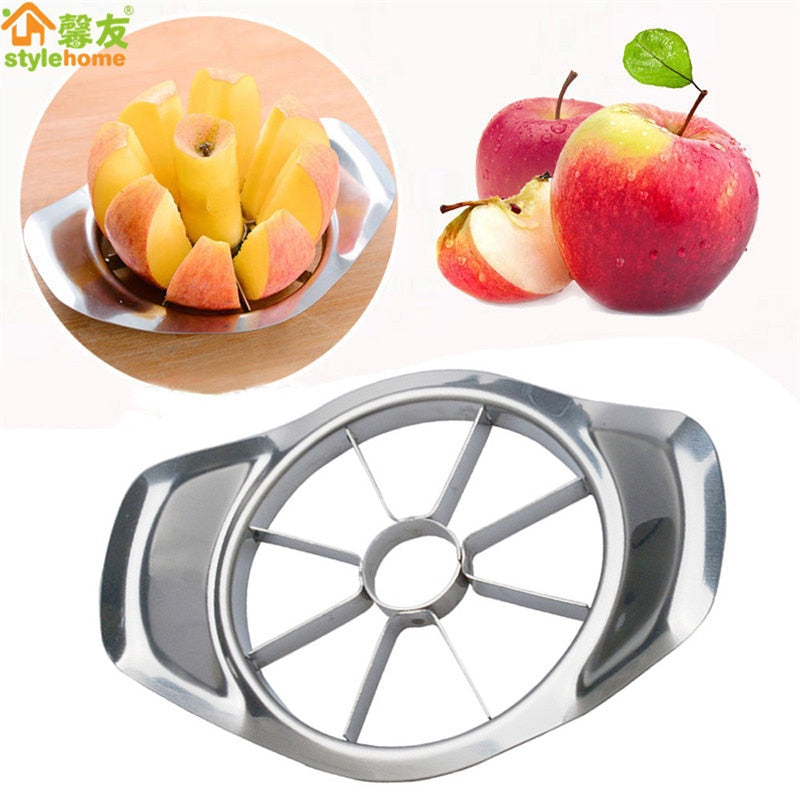Stainless Apple Slicer - shopaholicsonlyco