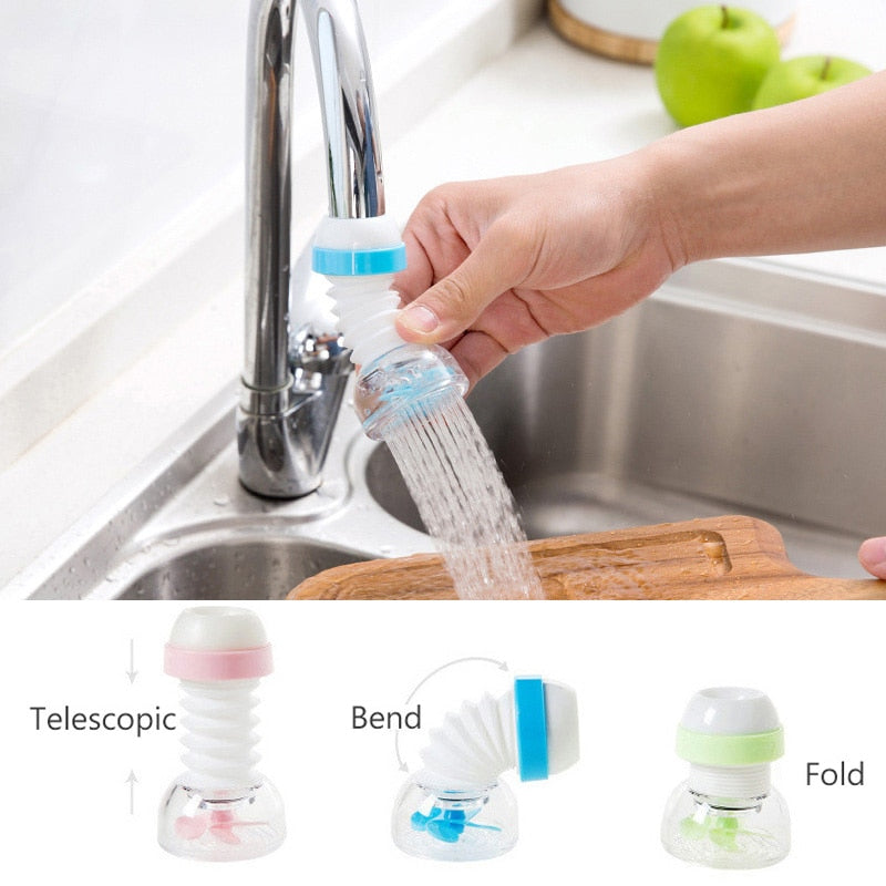 Adjustable Kitchen Faucet Shower - shopaholicsonlyco