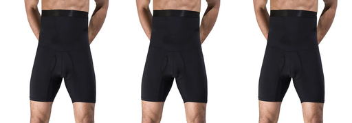 Men's Slimming Shorts 3-Pack