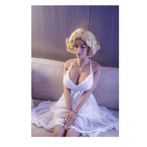 """Marilyn"" Real Sex Doll of 168cm"