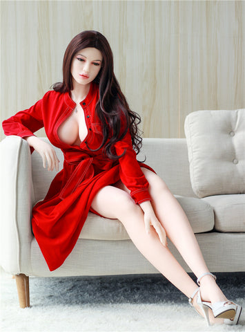"""Satina"" Real Sex Doll 165cm"