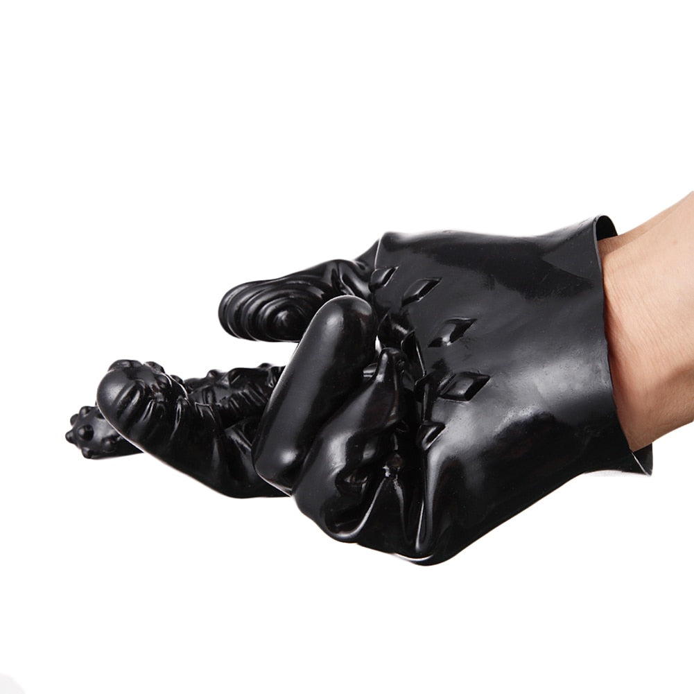 5-Finger Masturbation Gloves