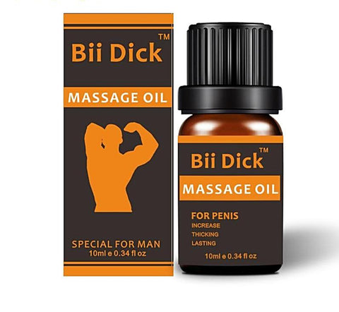 """Bii Dick"" Aphrodisiac Penis Oils Growth"