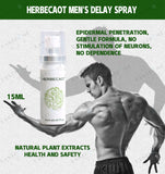 Herbecaot Male Sex Delay Spray