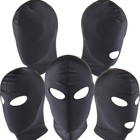 BDSM Black  Mask