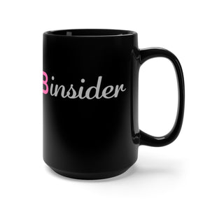 Soap Hub Logo Black Mug 15oz