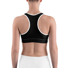 "Load image into Gallery viewer, ""Life Is A Soap Opera"" Sports bra"