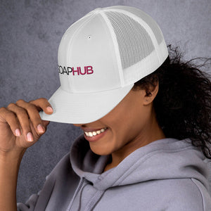 Soap Hub Logo Trucker Cap