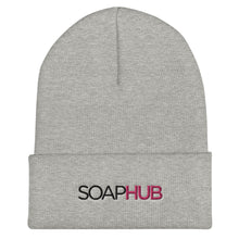 Load image into Gallery viewer, Soap Hub Logo Cuffed Beanie