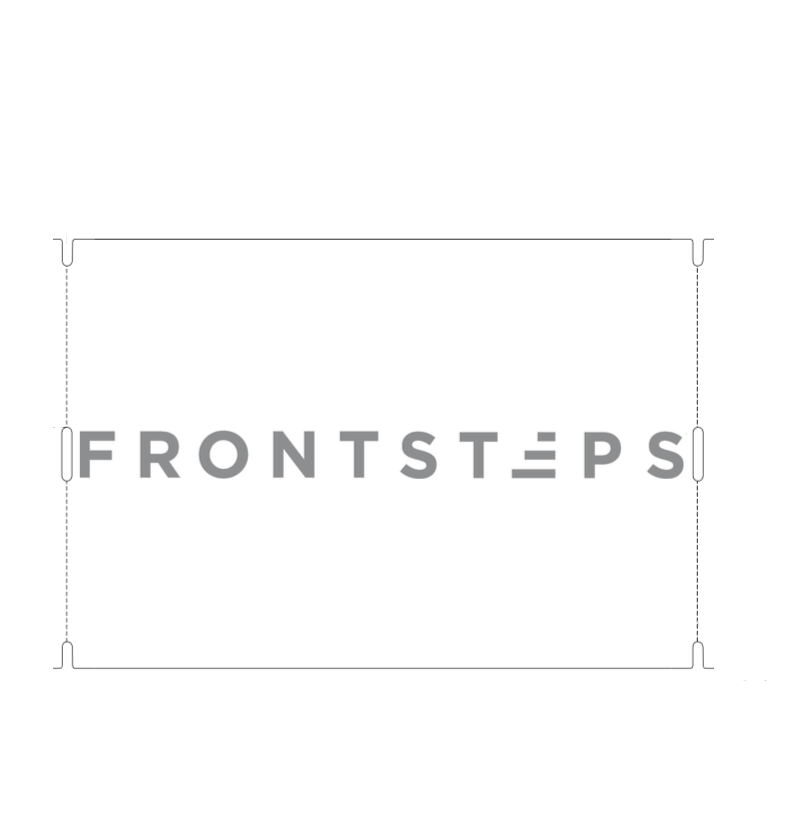 FRONTSTEPS Thermal Transfer Gate Passes - 4x6