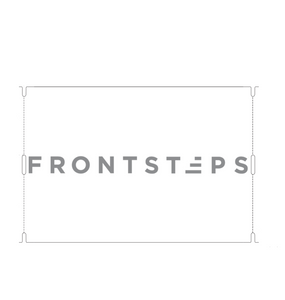 FRONTSTEPS Direct Thermal Visitor Gate Passes - 4x6""