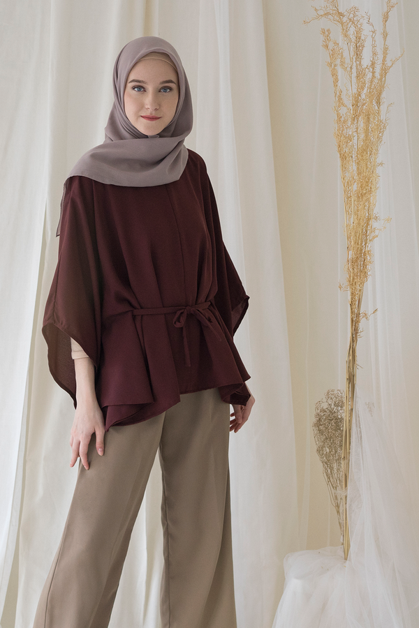 Deep Cranberry Alika