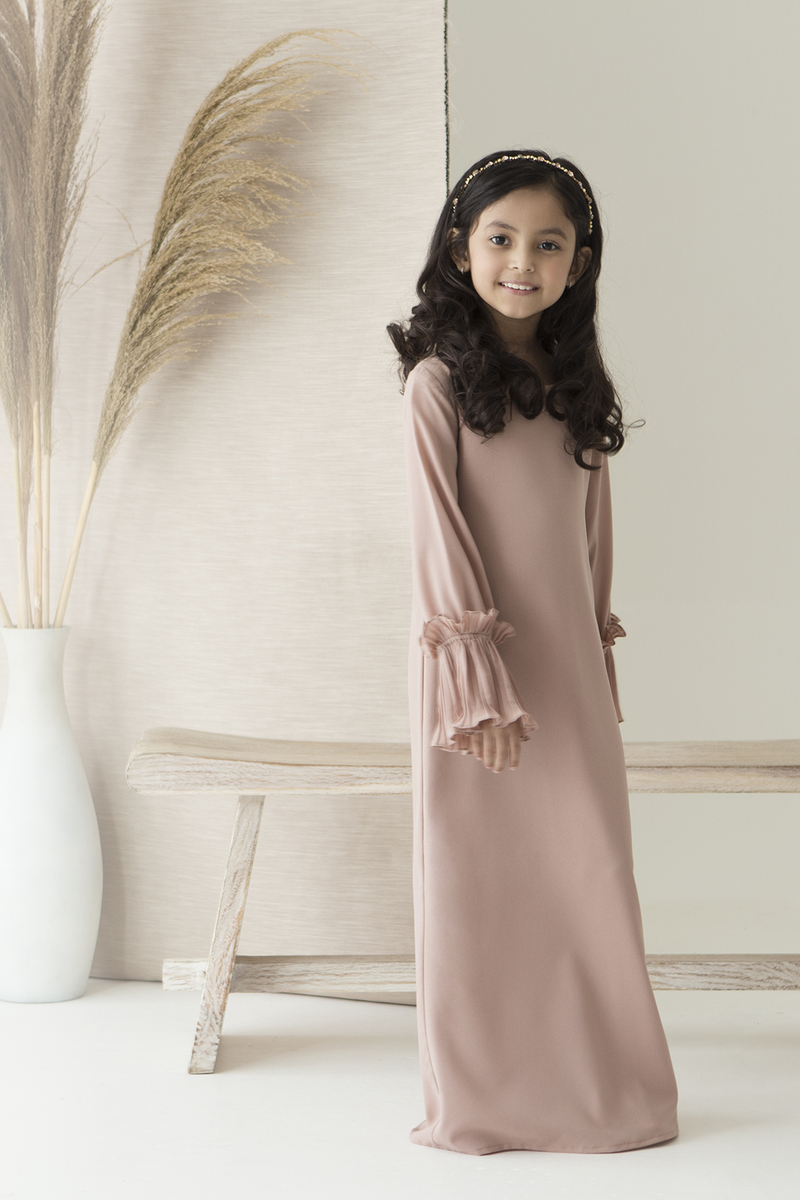 Light Mauve Kusuma Kids