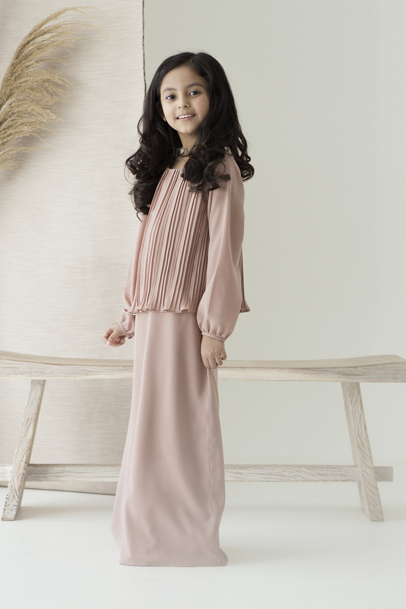 Light Mauve Mayang Kids