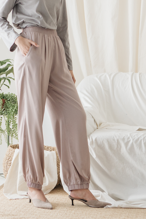 BUNDLE Dusty Lilac Magani Top + Dusty Lilac Magani Pants