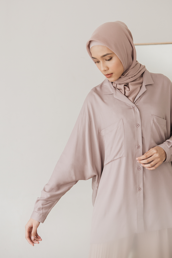 Dusty Lilac Magani Top