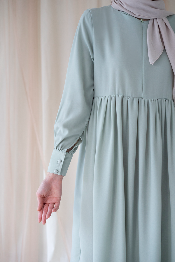 Basic Dress Mint