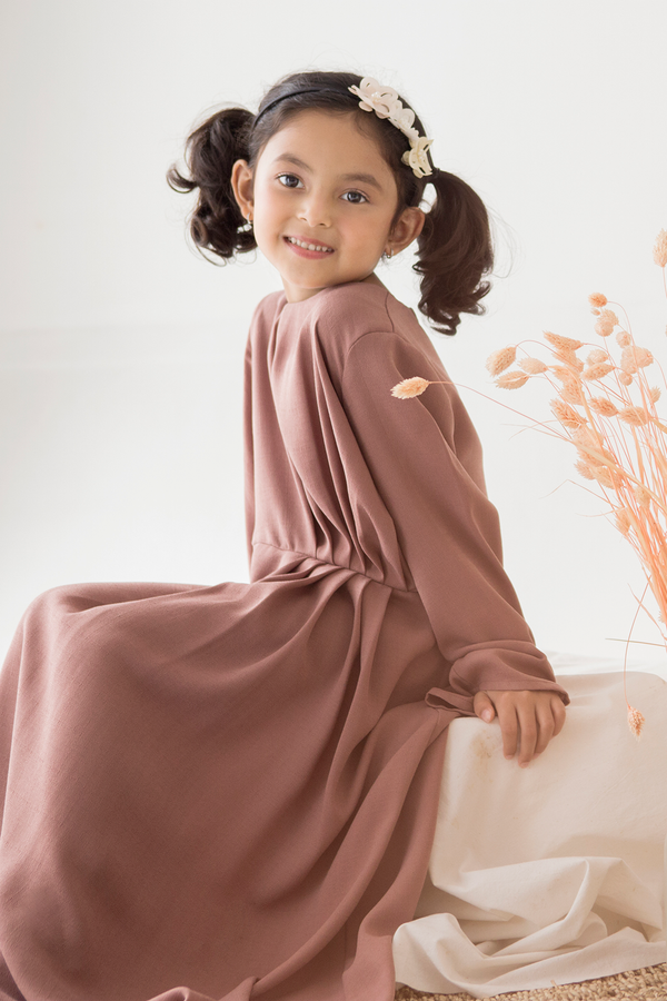 Dusty Rose Aruna Kids