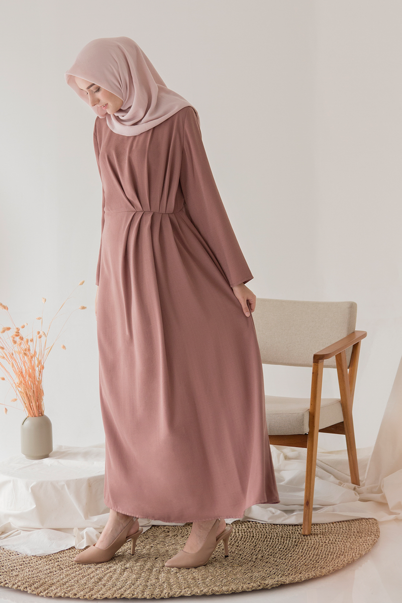 Dusty Rose Aruna