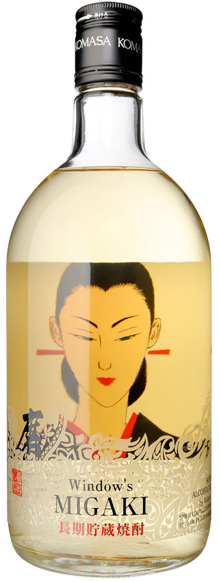 Windows Migaki Gold Shochu